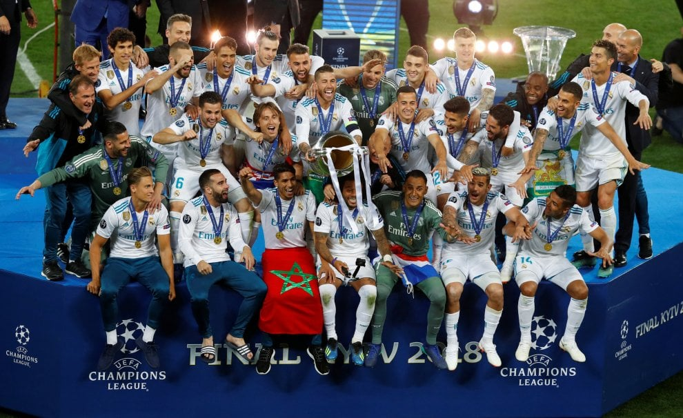 Real Madrid Campione d'Europa