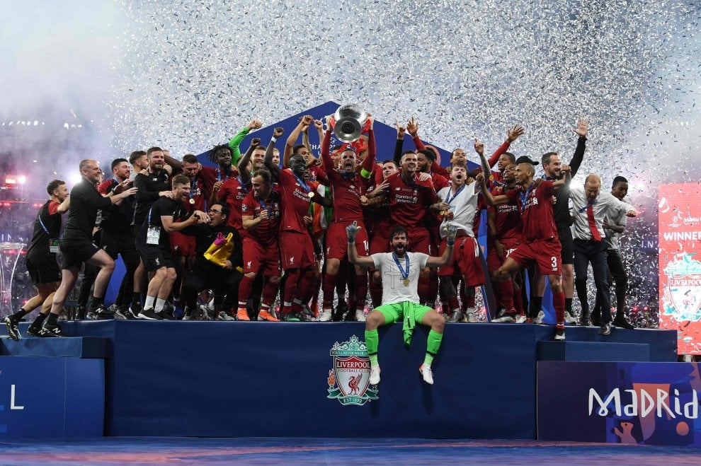 Liverpool Campione d'Europa